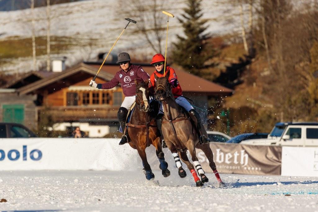 World Polo League at Bendura Bank Snow Polo World Cup Kitzbühel 2020