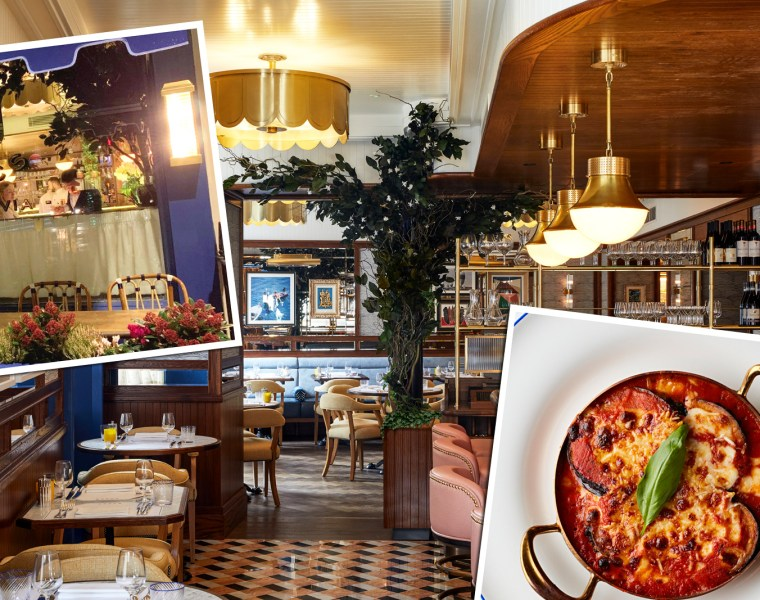 An Exquisite Taste of 1950s Italy at Chucs Belgravia 1