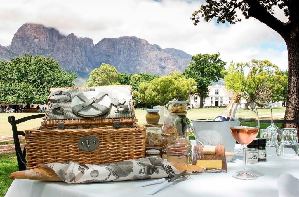 Boschendal luxury tented camp