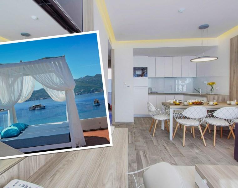 Croatia's Aparthotel Kalamota