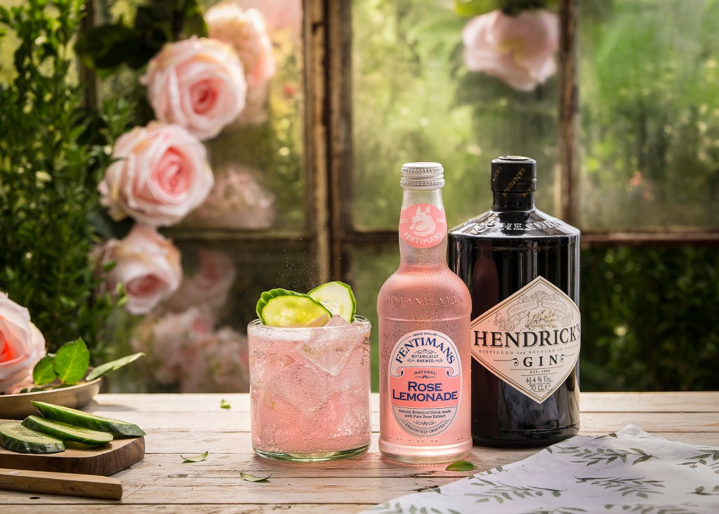 Fentimans Rose Lemonade - The Secret Behind a Beautiful Valentine's Day