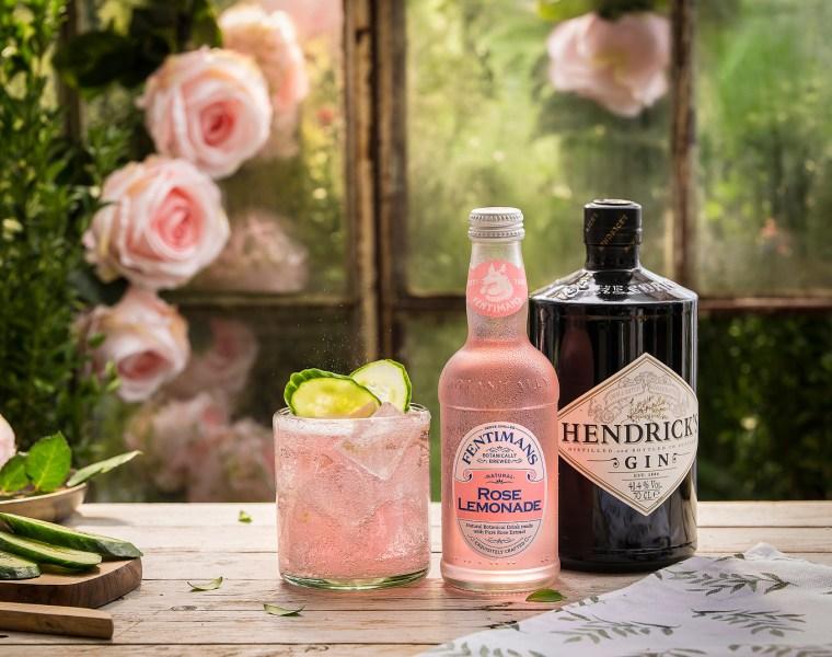 Fentimans Rose Lemonade - The Secret Behind a Beautiful Valentine's Day