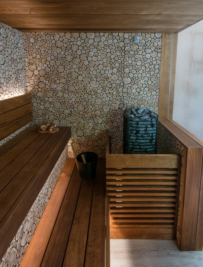 Finns see saunas as egalitarian places which promote togetherness.
