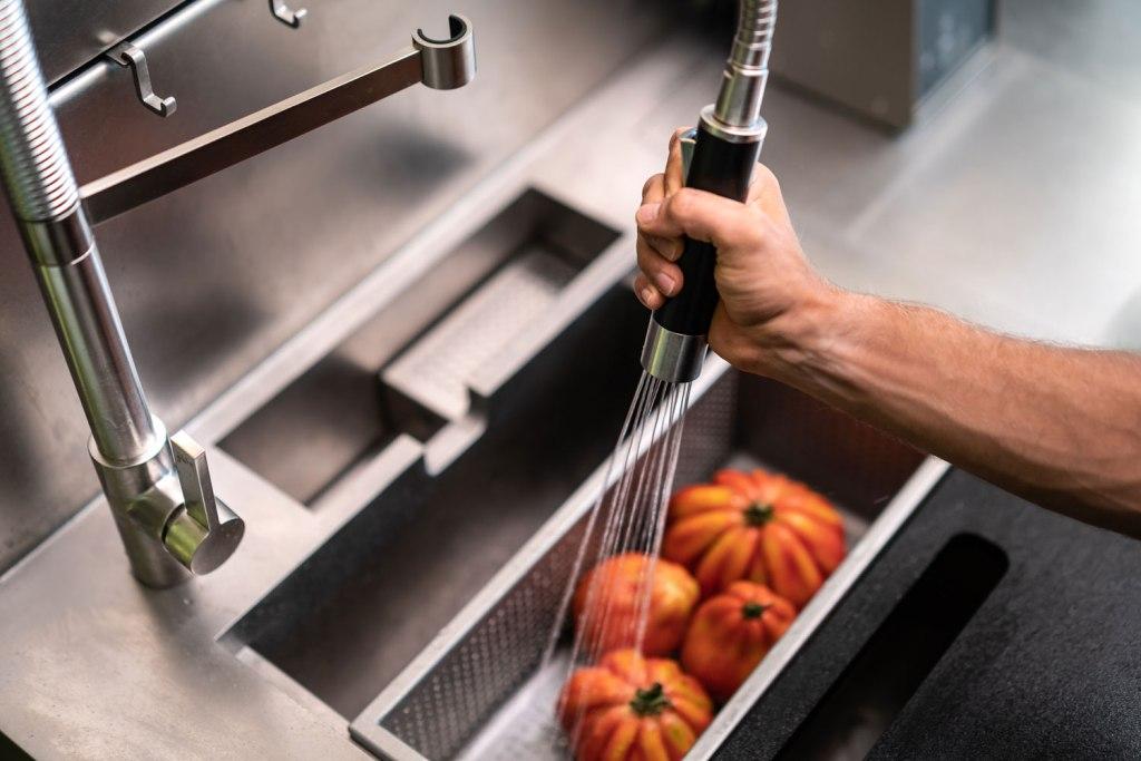 Marrone + Mesubim C3 wash cut cook system