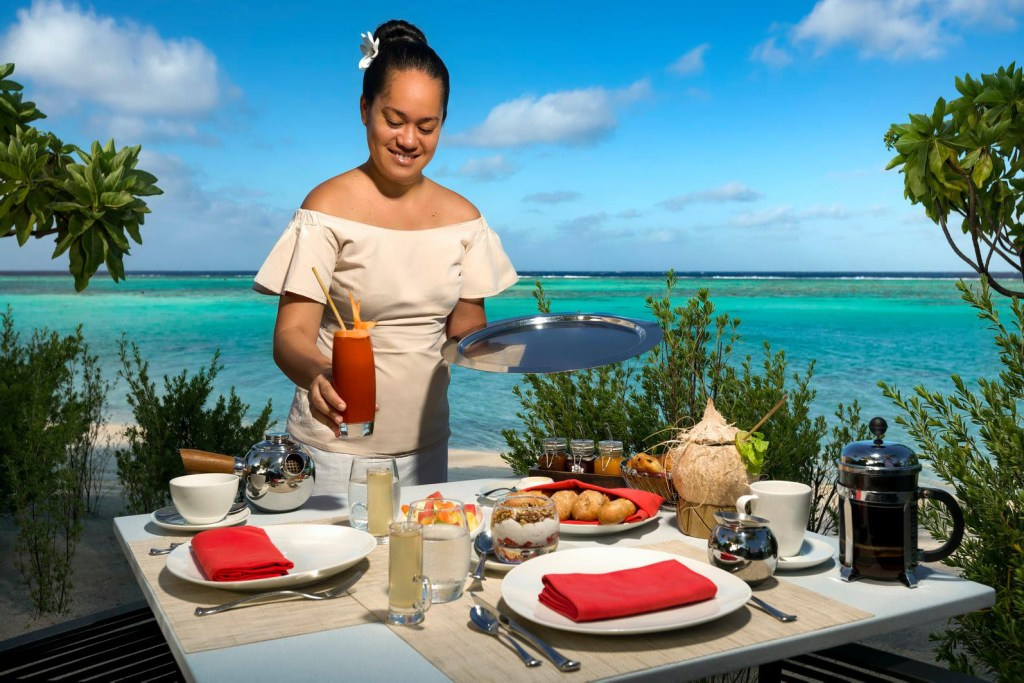 The Brando Gets a Five-Star Rating in the Forbes Travel Guide