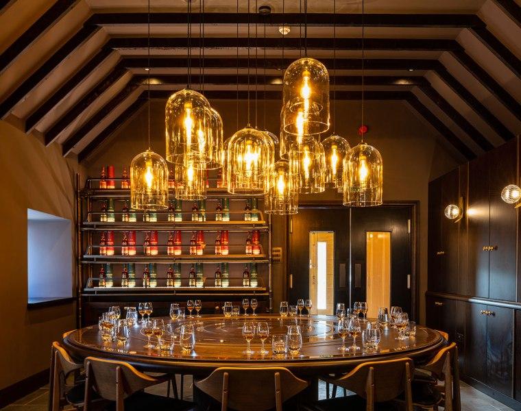 GlenDronach Distillery new Visitor Centre Experience