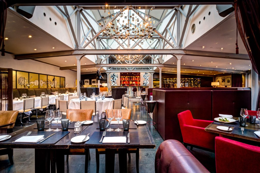 Bluebird Chelsea's Gastronomic Experience Is Still Flying High