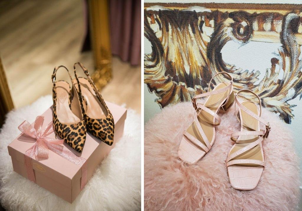 Shoe styles at Feith Kuala Lumpur