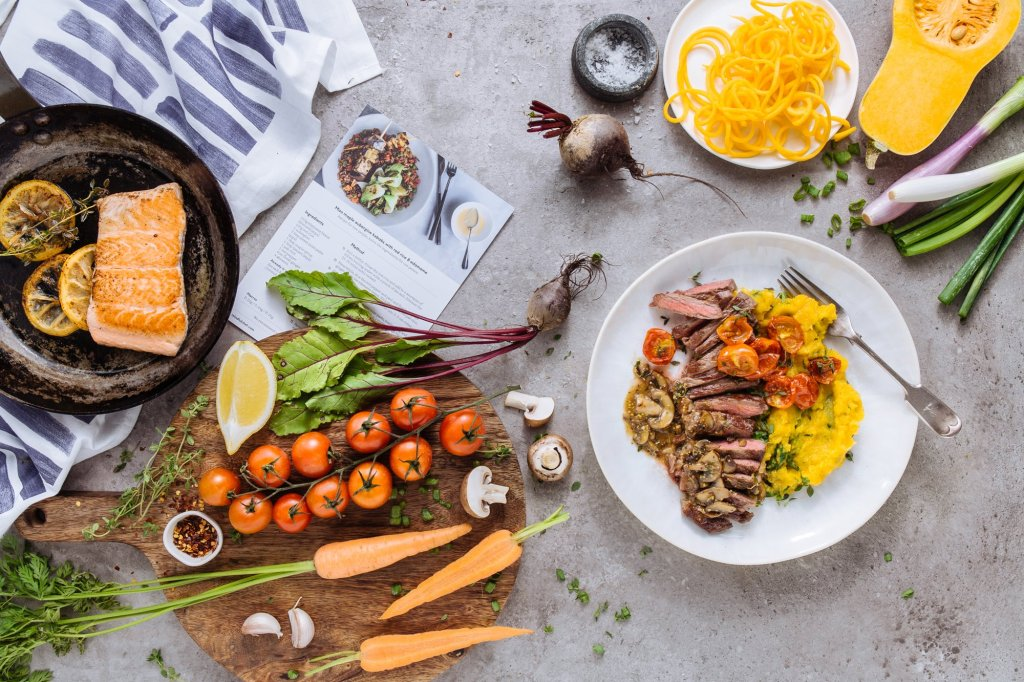 The Mindful Chef home delivery service