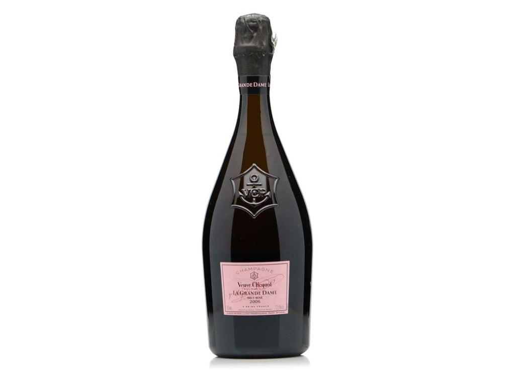 Veuve Clicquot La Grande Dame Rosé 2006