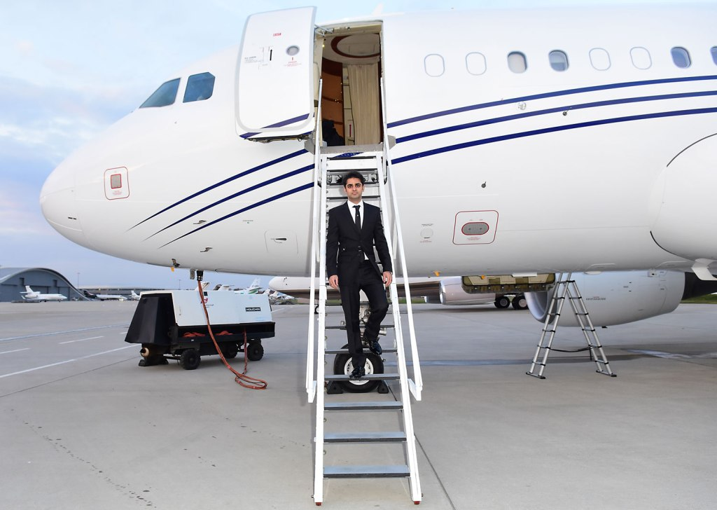 Ameerh Naran, CEO Of Vimana Private Jets