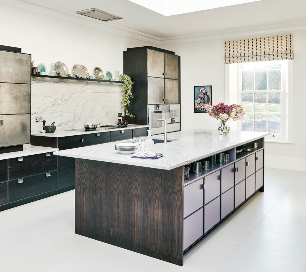 Choosing the right materials for a Kitchen Island