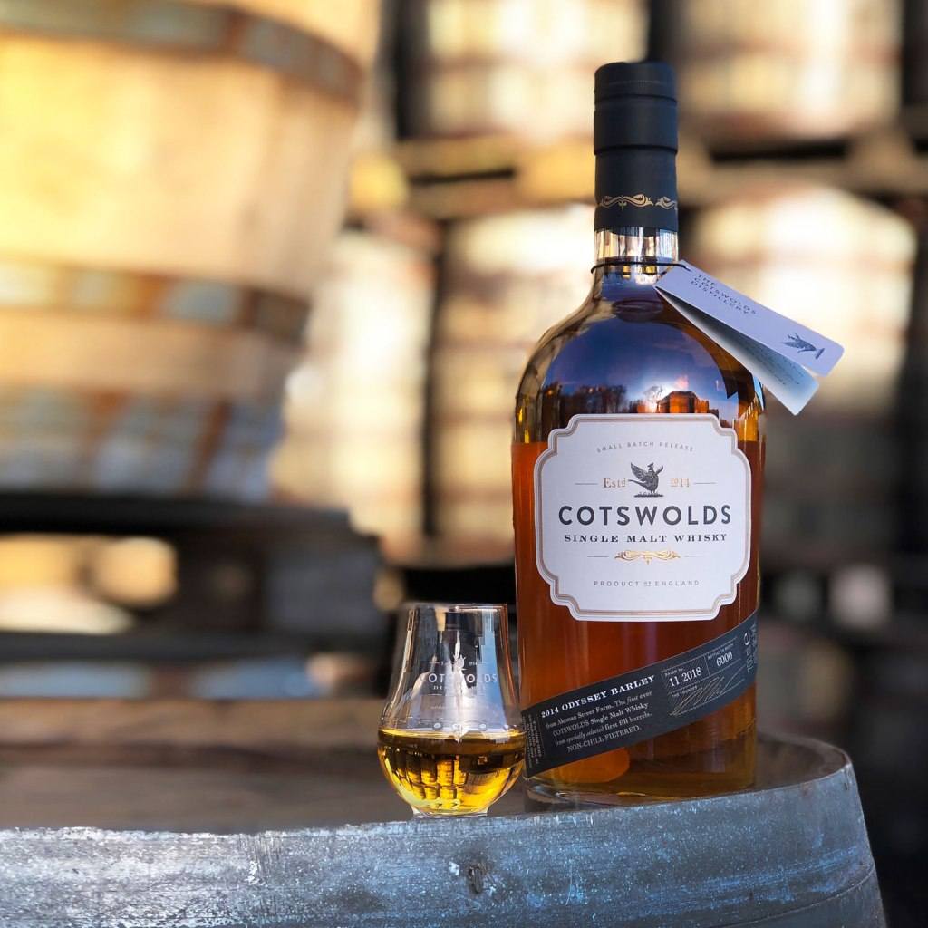 The Cotswolds Distillery Single Malt Whisky