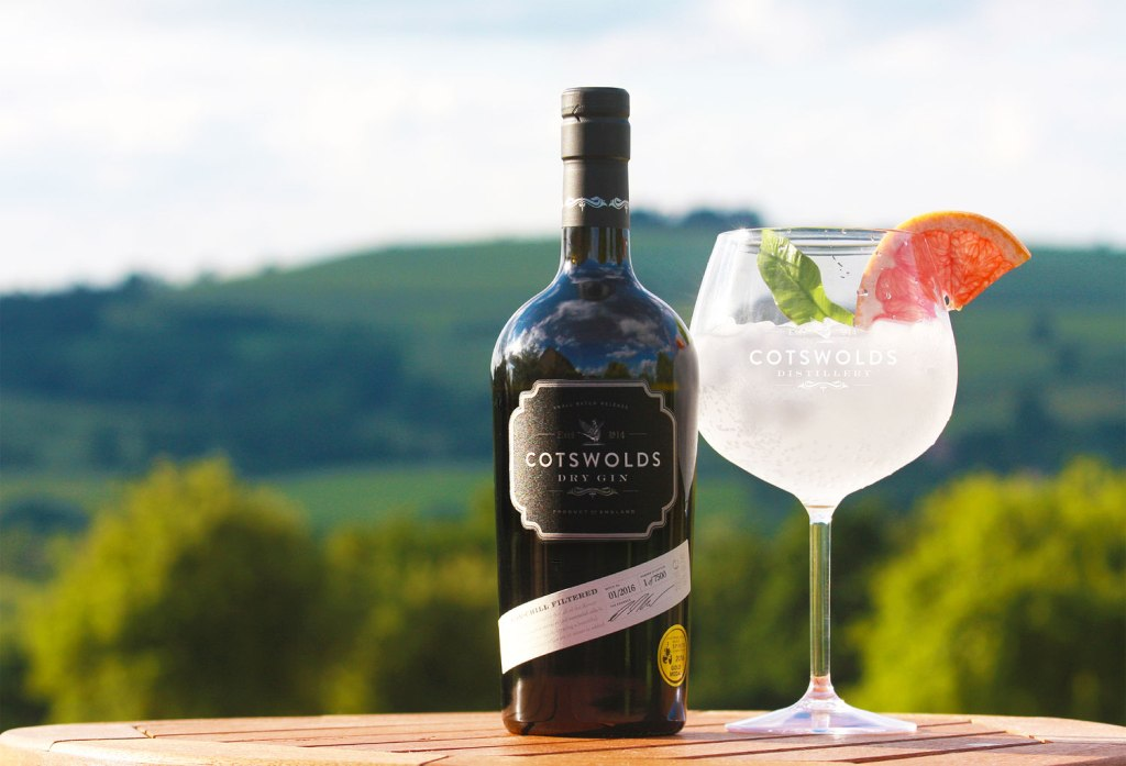 What makes Cotswolds Dry Gin different from all the other gins