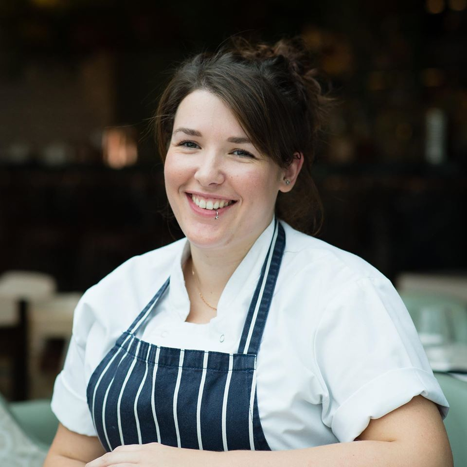 Executive Chef Sara Lewis from Vintry & Mercer