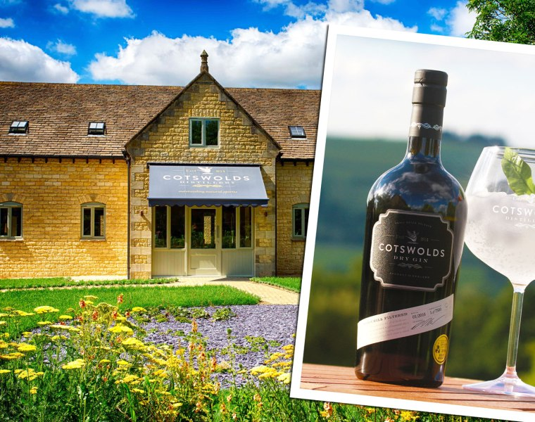 Interview With Deborah Carter, Marketing Director At The Cotswolds Distillery