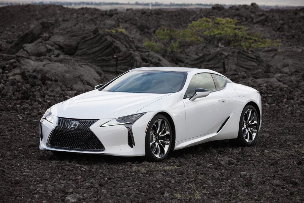An In-Depth Look at the Lexus 2020 LC Coupe by Jeremy Webb 3