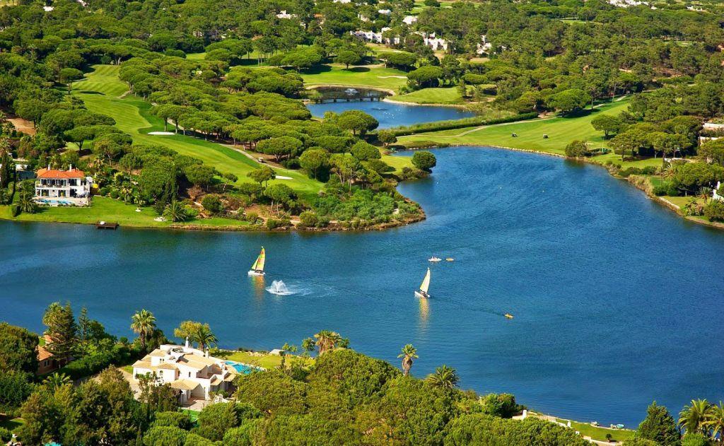 Quinta do Lago natural environment