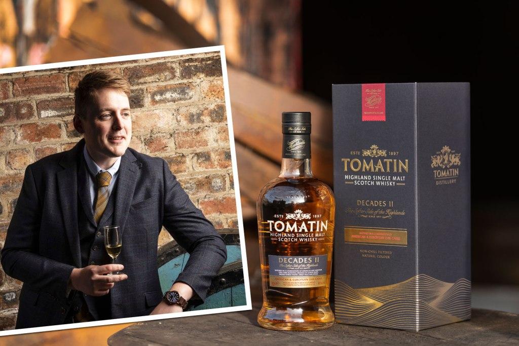 Interview With Scott Adamson, Tomatin's Global Brand Ambassador