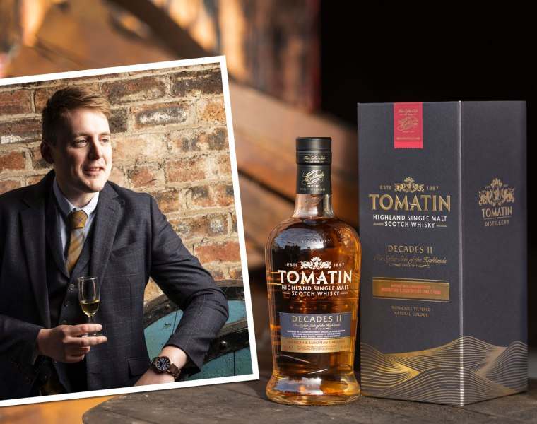 Interview With Scott Adamson, Tomatin's Global Brand Ambassador
