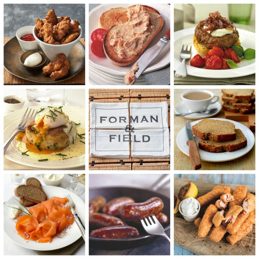The Forman & Field Ultimate Food Care Package