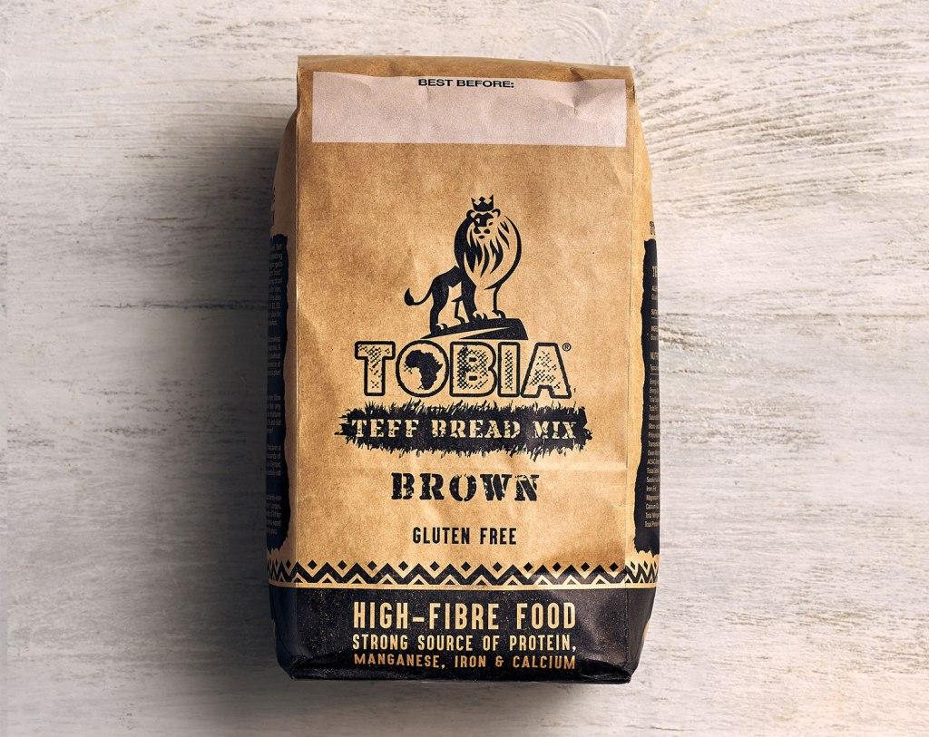 Tobia Teff Brown Bread Mix