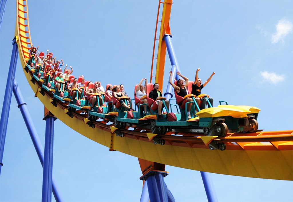 Canada's Wonderland is bringing the amusement park experience to homes