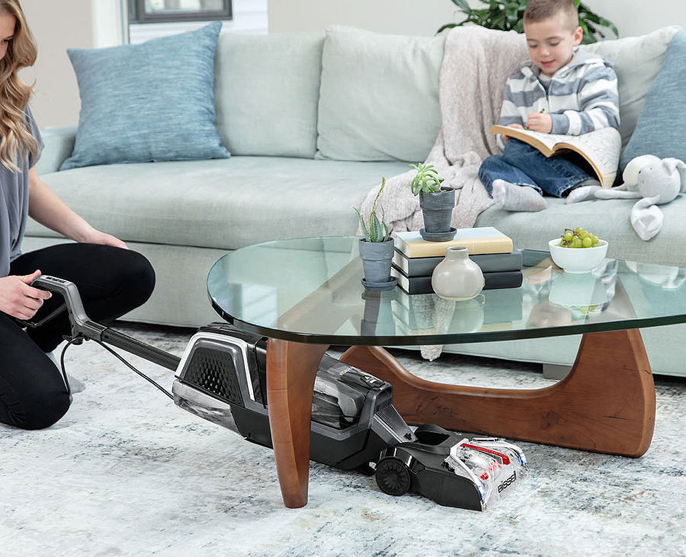 Bissell's Hydrowave Offers Full-size Carpet Washer Power in a Compact Body 3