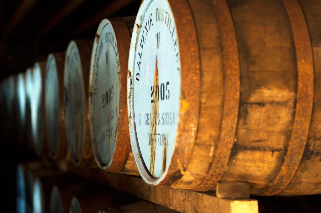 Balvenie Whisky Barrels