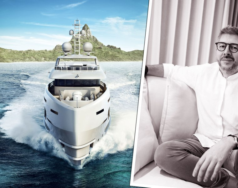 We Talk To Cristiano Gatto, Interior Designer For Heesen's Project Altea