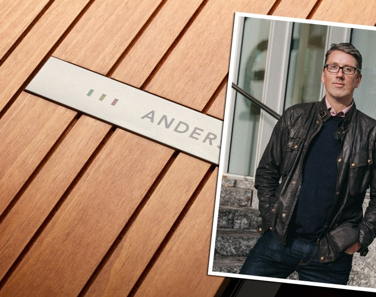 Exclusive Interview With David Simpson, Co-Founder Of Andersen