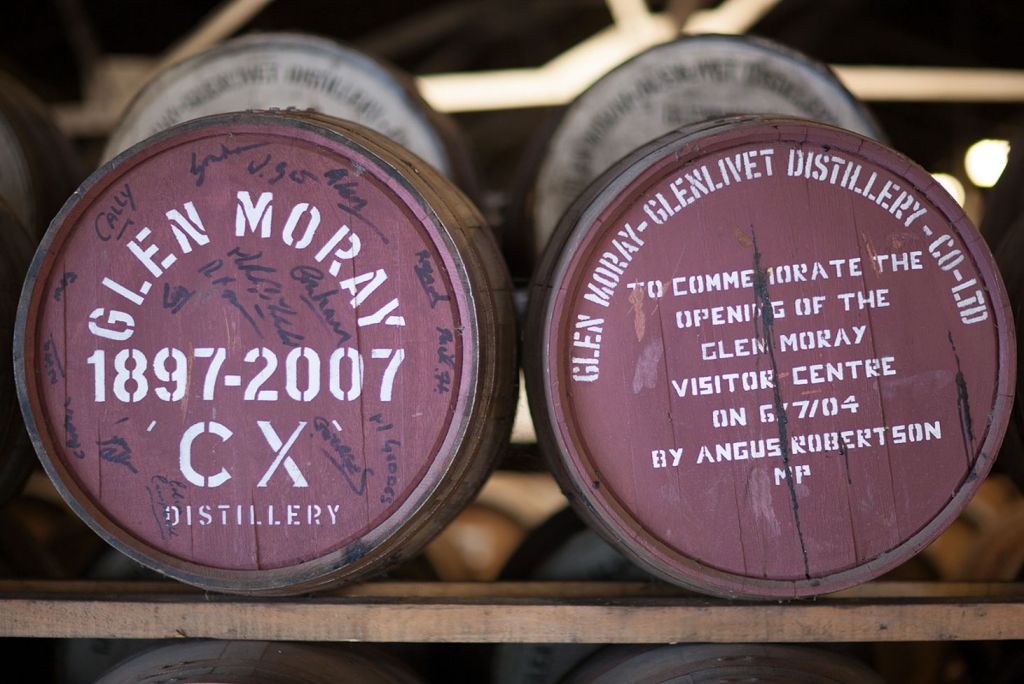 Glen Moray has always been known for cask experimentation