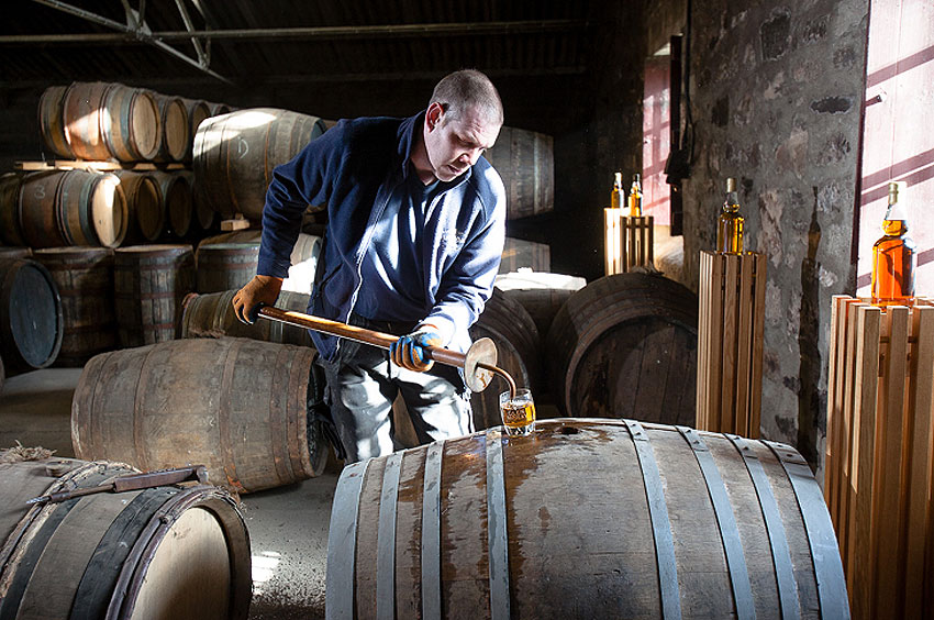 Glen Moray stock and inventory management