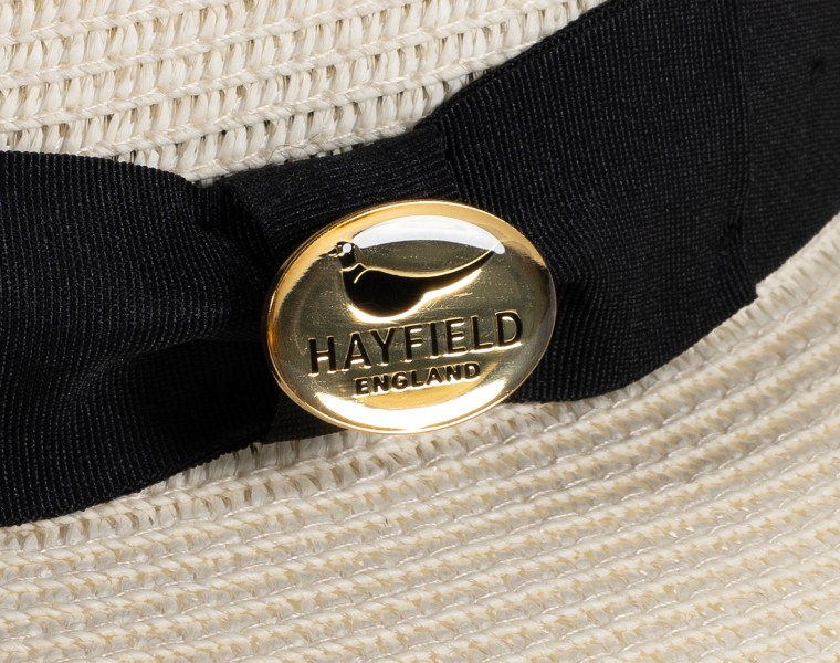 Hayfield England's Henley Fedora - The Perfect Hat For Lazy Summer Days