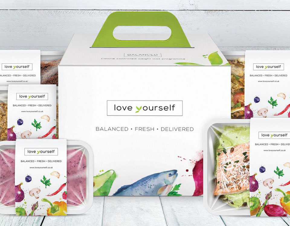 The Love Yourself Meal Box - Quality Food That Really Delivers