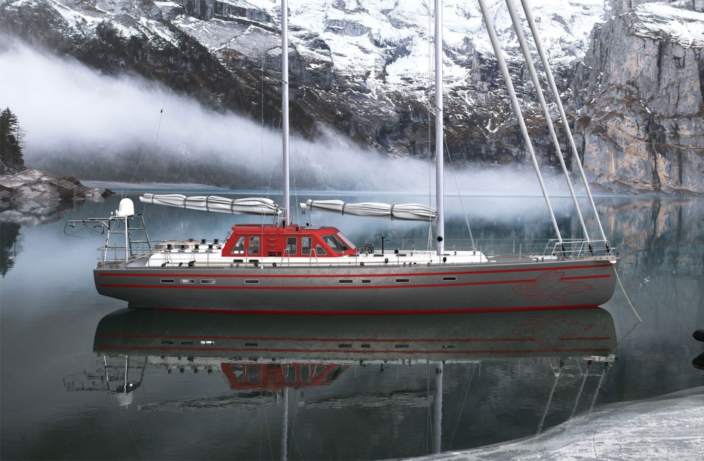 The Pelagic 77 from Dutch Yachtbuilders KM