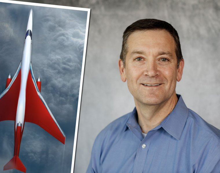 Exclusive Interview With Tom Vice, CEO Of Aerion Supersonic 16
