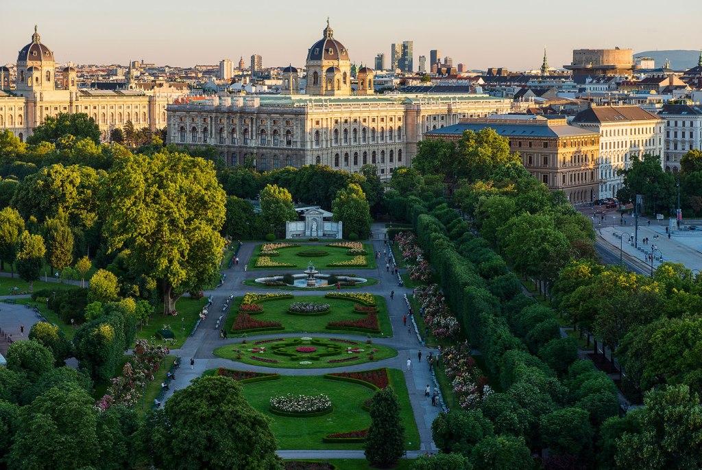 Vienna photograph by Christian-Stemper