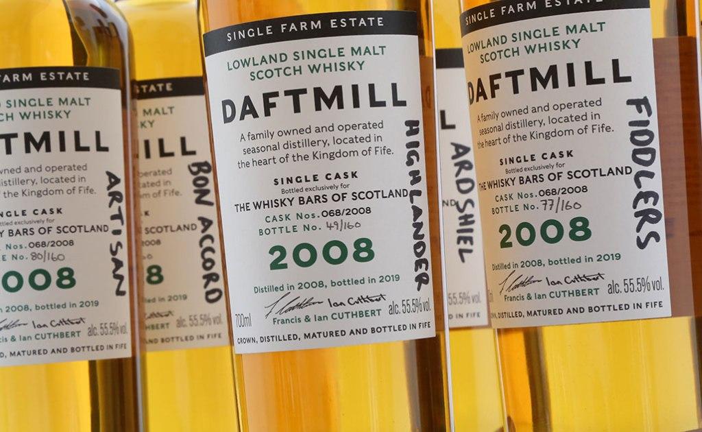 Whisky Auctioneer Raises £35k Through Daftmill Distillery Auction