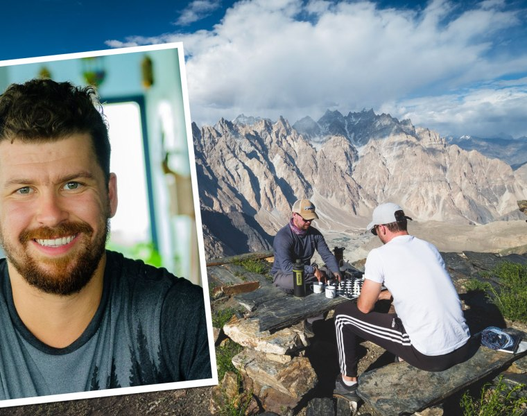 In Conversation with Will Hatton, Writer, Entrepreneur and Adventurer