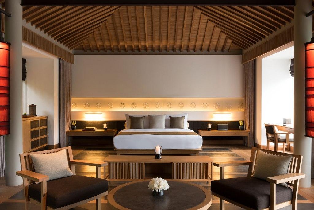 Aman Resorts Amanoi Vietnam Bedroom suite