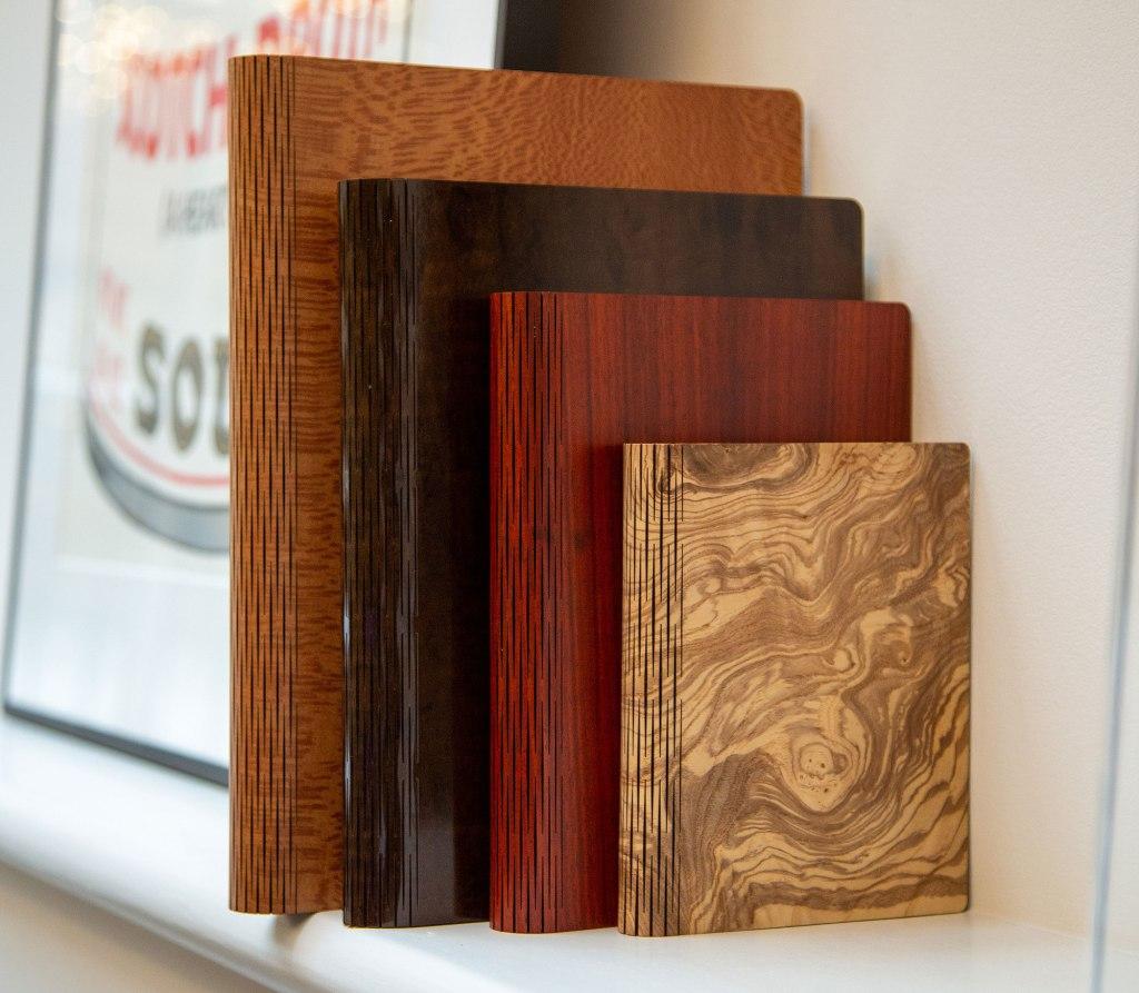 Bark & Rock range of journals