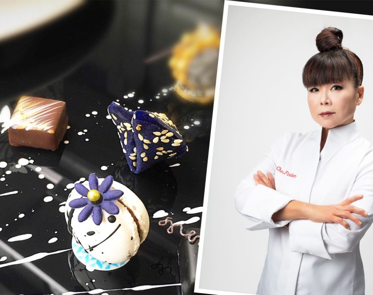 Cherish Finden Joins Pan Pacific London as Executive Pastry Chef