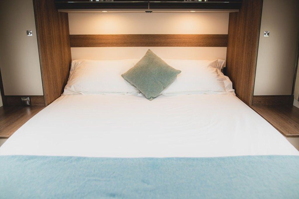 GlamperRV Business bedroom