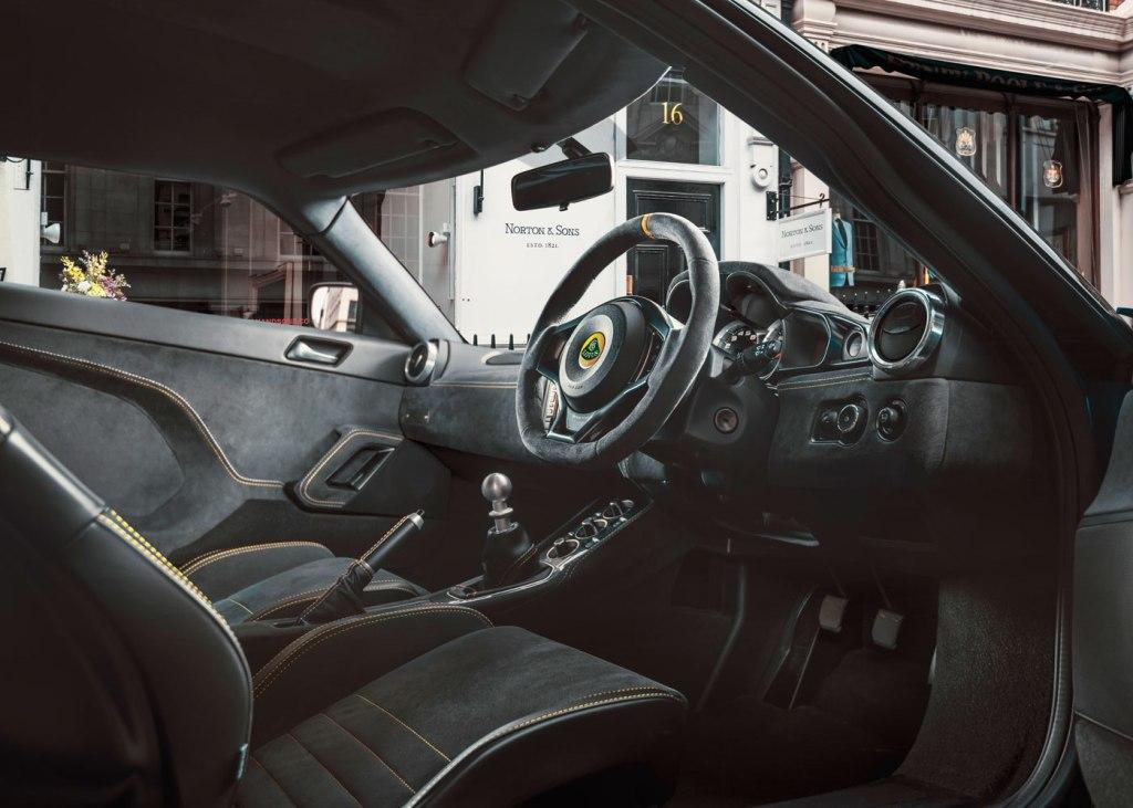 Lotus Cars and Norton & Sons Partnership