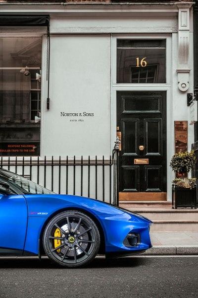 Norton & Sons, 16 Savile Row, London.