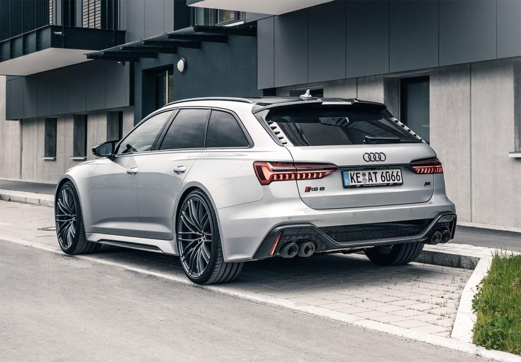ABT Sportsline Audi RS6 rear