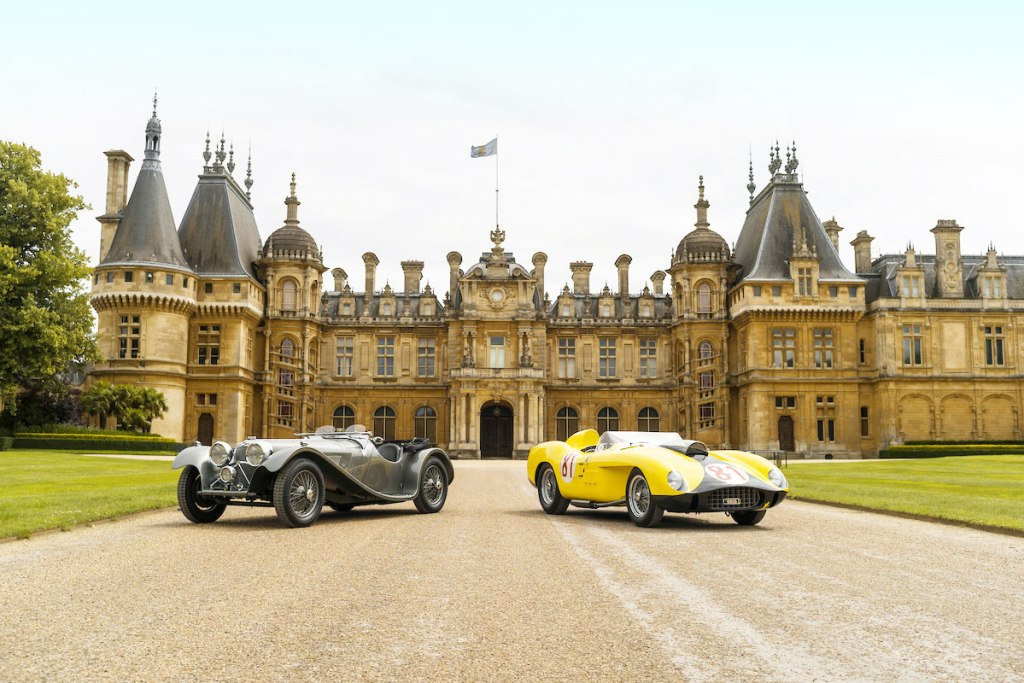 Auto Royale Will Make Its Debut at Waddesdon Manor in July 2021