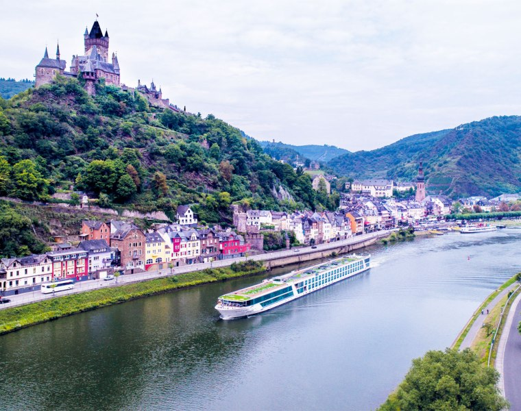Emerald Waterways Enchantment of Eastern Europe River Cruise