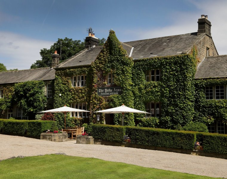 The Yorke Arms - An Ideal Place to Experience the Best of Yorkshire 1